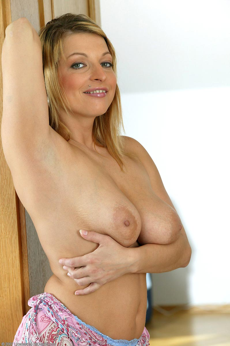Big breast cougar
