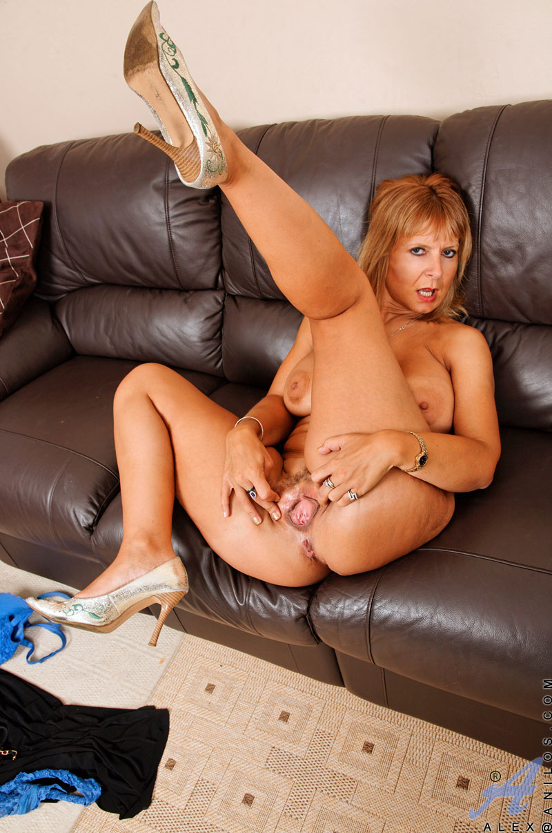 Mature heels older women in