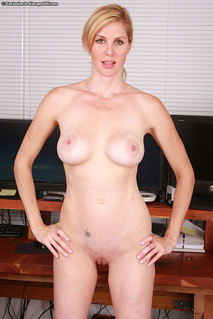 Amateur milf free video