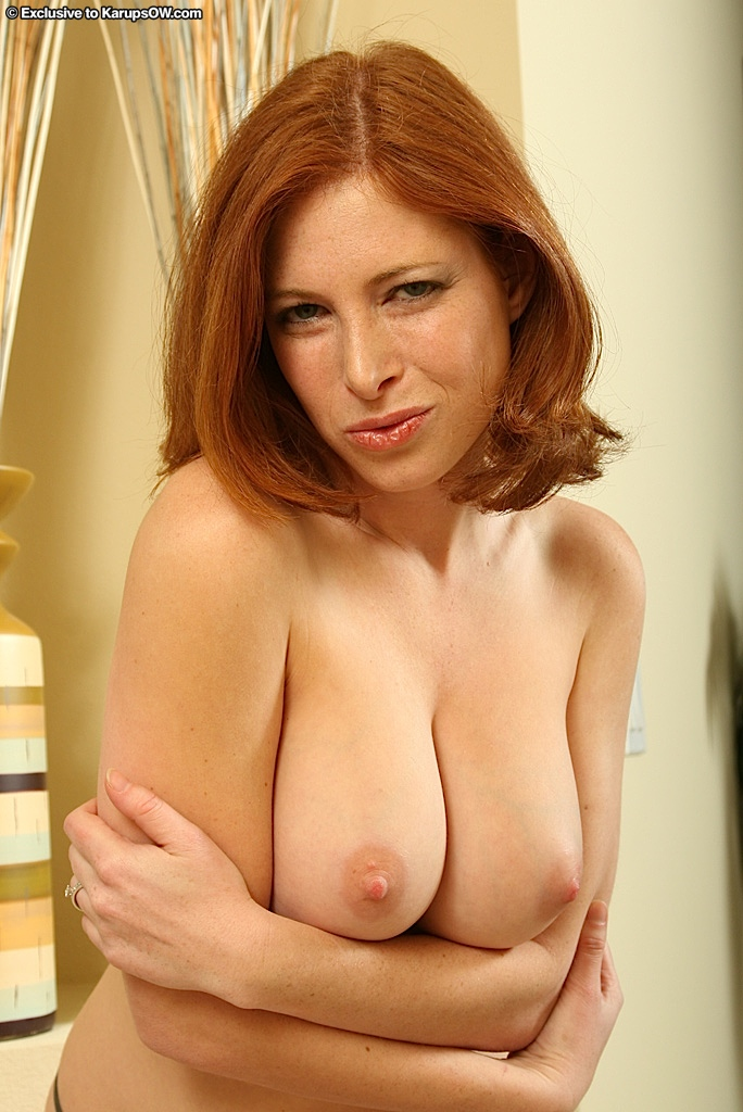 Possible Redhead busty mature naked apologise, but