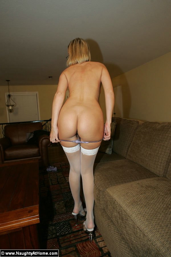 Phrase very milf round ass stockings can not
