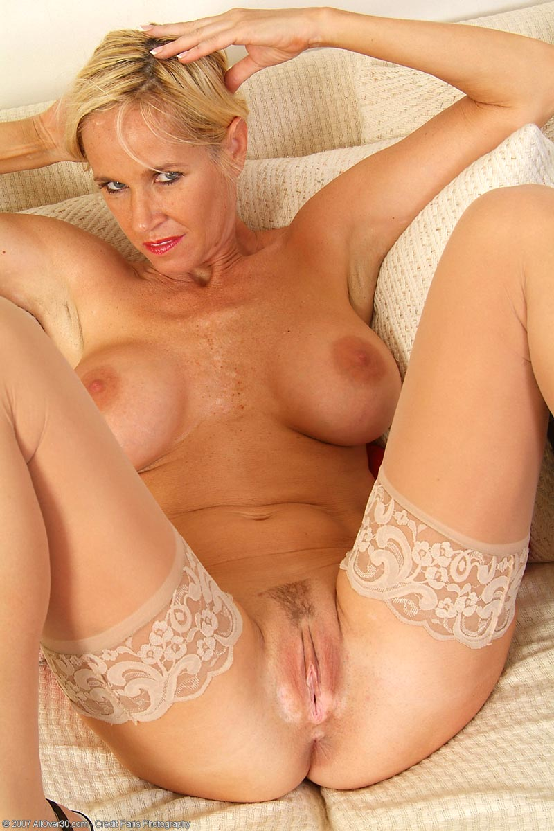 Amateur mature nude video
