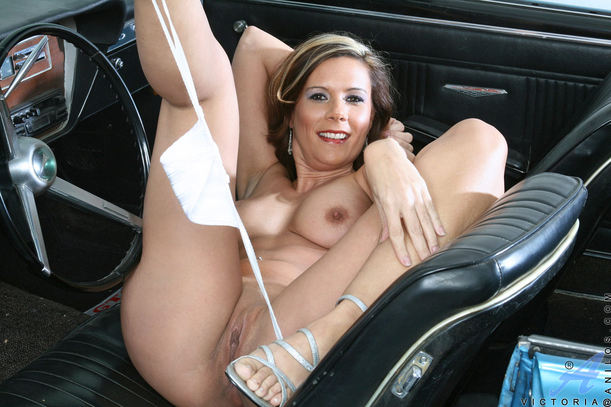 Cougar car sex